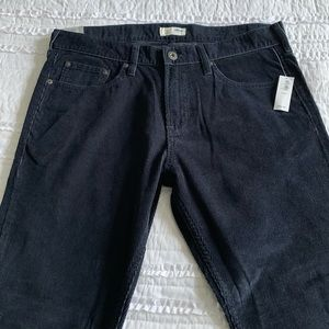 Courderoy pant old navy NWT